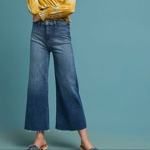 MOTHER Swooner Roller Jeans